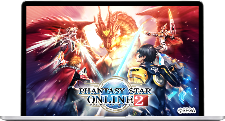 Colorkrew PHANTASY STAR ONLINE 2