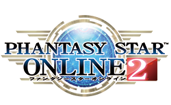 Colorkrew PHANTASY STAR ONLINE 2 ロゴ